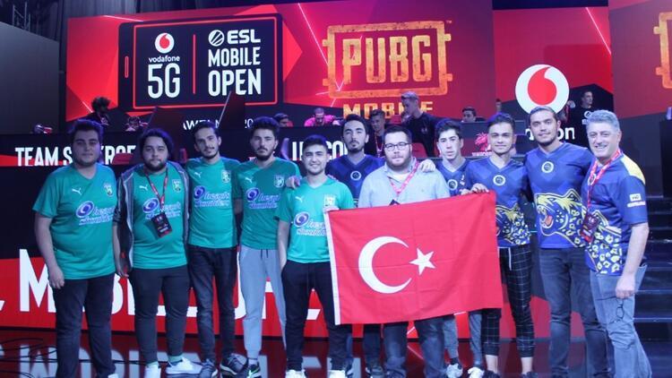 """Türk takım """"Futbolist"""" PUBG şampiyonu oldu"""