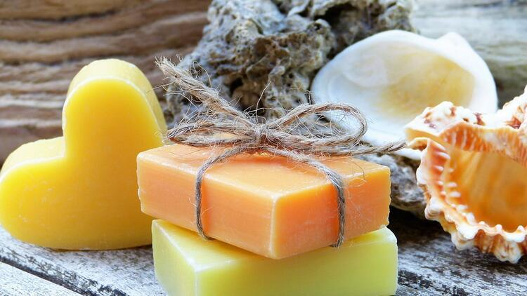 Bitkisel Yağlarla Hazırlanan 6 Sabun