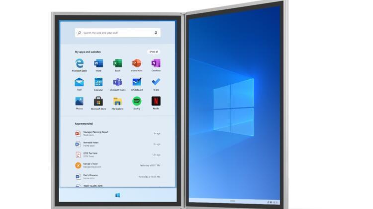 Windows 10X: Microsoft'tan yepyeni bir işletim sistemi