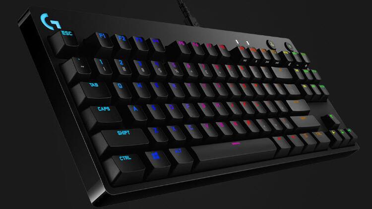 Logitech G yeni PRO X mekanik oyun klavyesini tanıttı