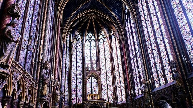 Paris'te gizli kalmış iki nokta: Conciergerie ve Sainte Şapeli