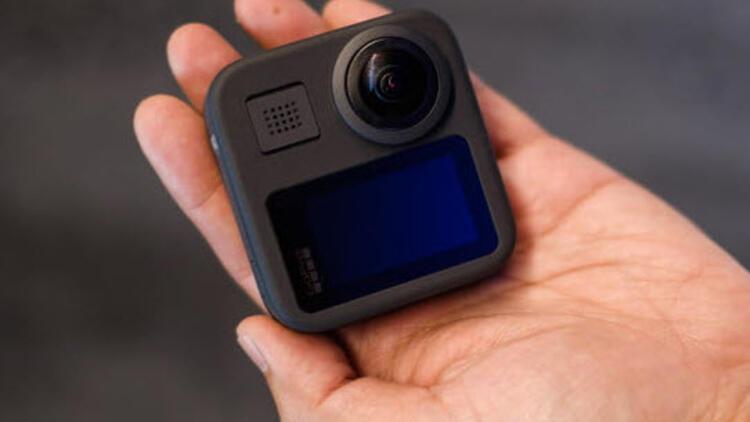 GoPro Max: Görüntüyü sabitliyor, su geçirmiyor