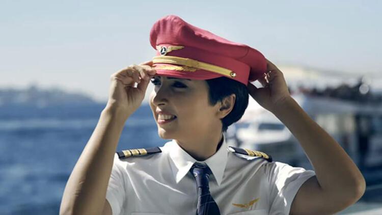 THY pilotu Bilge Derin, kanseri yendi, göklere yeniden döndü! Annesine bile söylemedi