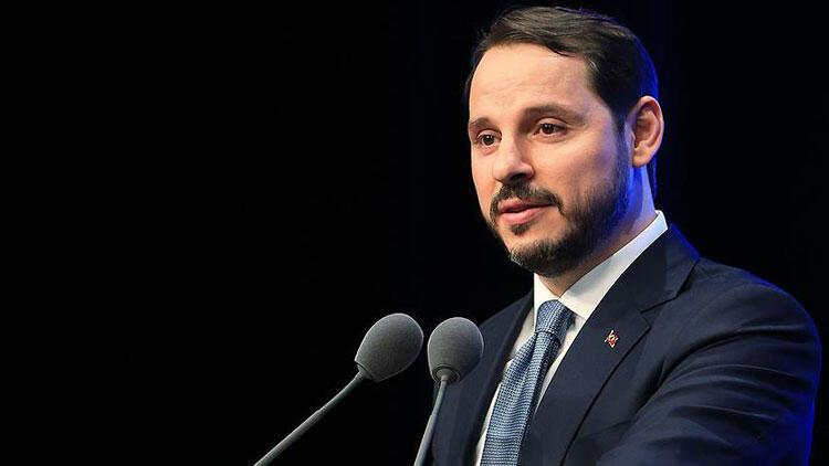 Bakan Albayrak'tan İVME Finansman Paketi açıklaması