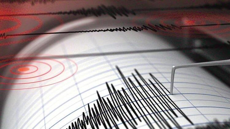 Kahramanmaraş'ta 3.4 büyüklüğünde deprem