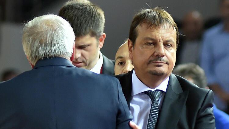 Ergin Ataman'dan 'Fenerbahçe' itirafı: Beni çok seven var