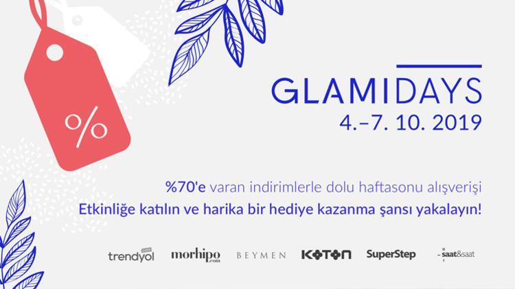 Türkiye'de İlk Kez Gerçekleşecek: GLAMIDAYS Başladı