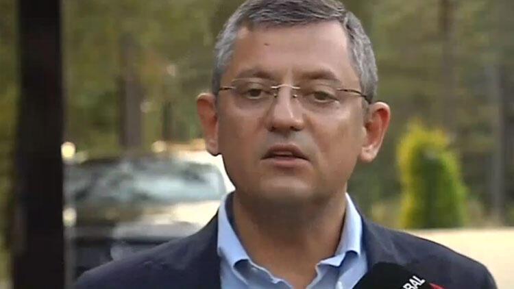 CHP'li Özel'den Bahçeli'nin açıklamalarına yanıt