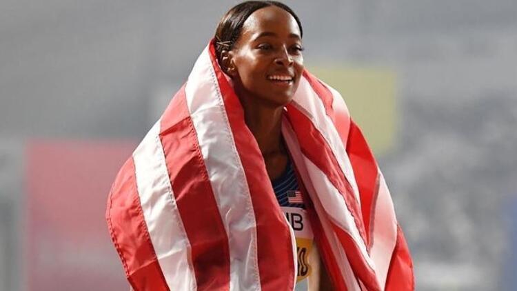 17. Dünya Atletizm Şampiyonası'nda dünya rekoru