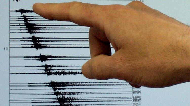 Son dakika... Datça açıklarında 4.1'lik deprem