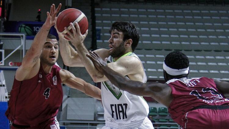 TOFAŞ, Sigortam.net İTÜ Basketbol'u farklı geçti!