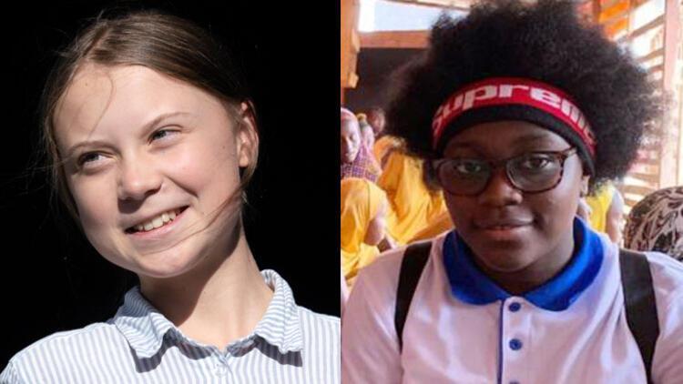İsveçli Thunberg ve Kamerunlu Maloum, Uluslararası Çocuk Barış Ödülü'nü kazandı