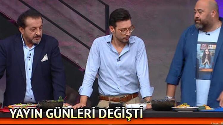 MasterChef Türkiye yeni bölüm ne zaman? MasterChef Türkiye hangi günler yayınlanacak?