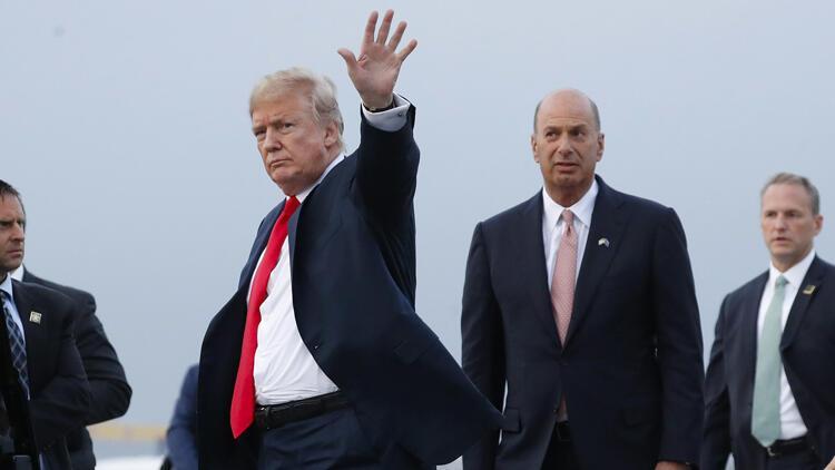 Trump'a azil soruşturmasında ikinci muhbir
