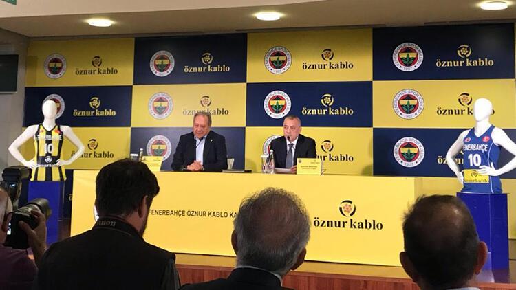 Fenerbahçe'de kadın basketbola isim sponsoru! Koç'tan Yıldırım'a övgü...