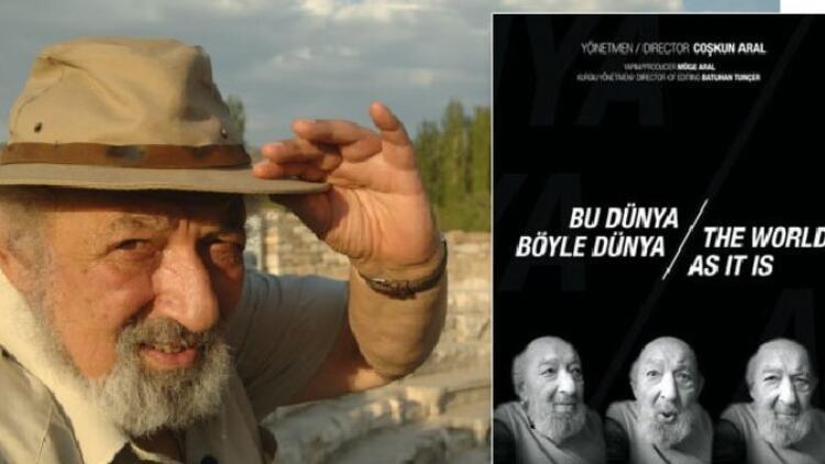 Ara Güler belgeseli: 'Bu Dünya Böyle Dünya'