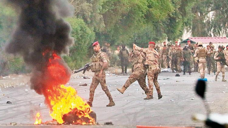 Irak ordusu: Aşırı güç kullandık