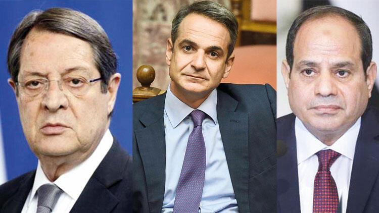Kahire'de Türkiye'yi dışlama zirvesi