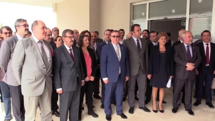 Trakya Üniversitesi Teknoloji Transferi Uygulama ve Araştırma Merkezi açıldı