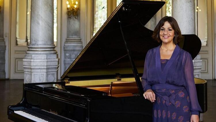 Renan Koen'den Paris'te piyano resitali
