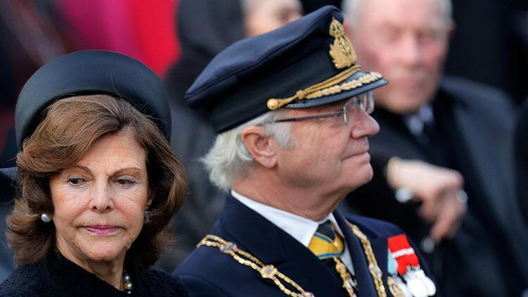 İsveç Kralı Gustaf'tan 'tasarruf' açıklaması