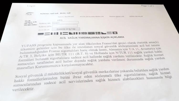 SGK'dan, Avrupalı Türklerle ilgili çok önemli karar! 1 Eylül'den itibaren...