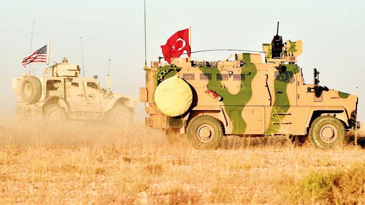 Son dakika...Pentagon'dan açıklama: 'Türkiye'nin muhtemel müdahale yolundan çekildik'