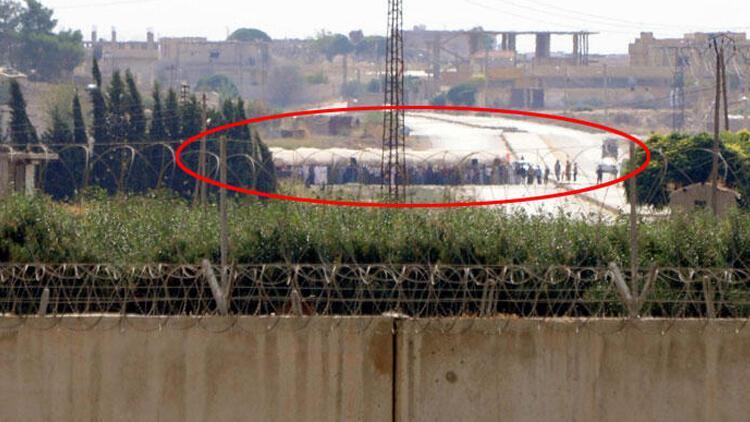 Türk ordusu Suriyaya girdi - SON DƏQİQƏ