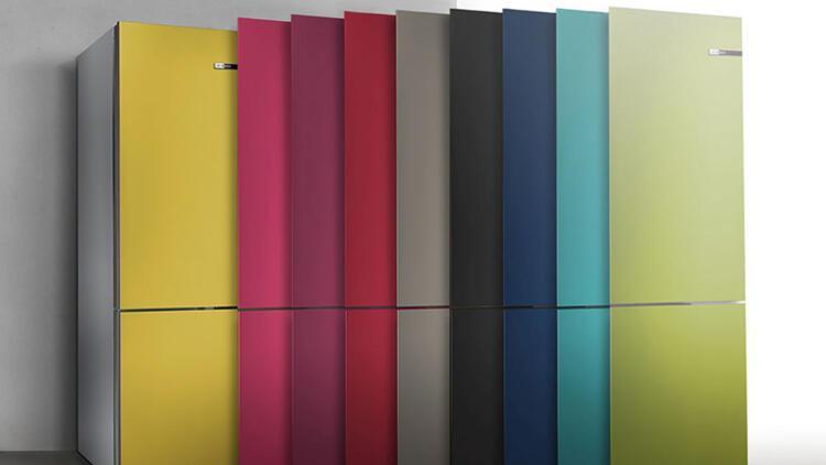 Bosch Vario Style Buzdolapları İle Dilediğiniz Zaman Tarzınızı Değiştirin