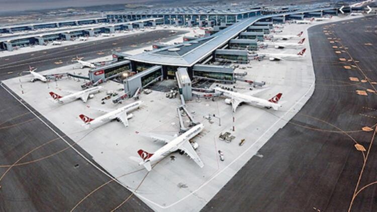 İstanbul Havalimanı'na 2 bin kitaplık kütüphane
