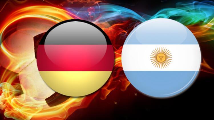Almanya - Arjantin hazırlık maçı ne zaman saat kaçta, hangi kanalda?