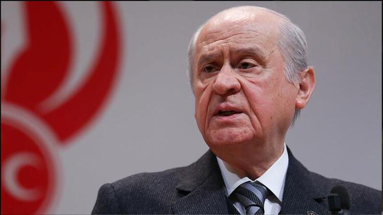 MHP Genel Başkanı Bahçeli'den Barış Pınarı harekatı açıklaması