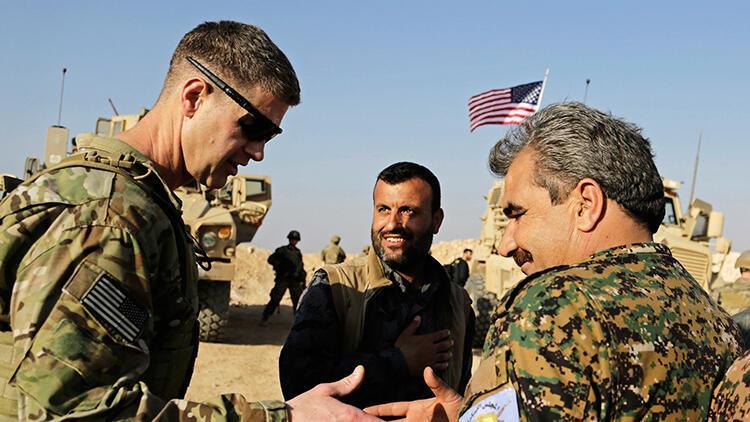 ABD'li araştırmacıdan YPG/PKK-ABD ilişkisine 'saatli bomba' benzetmesi