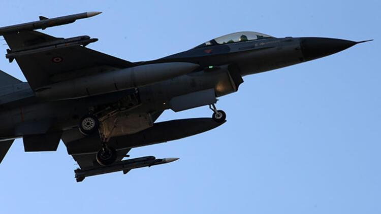 180'den fazla hedef imha edildi... Jetler vurdu, tanker uçakları hazır bekledi
