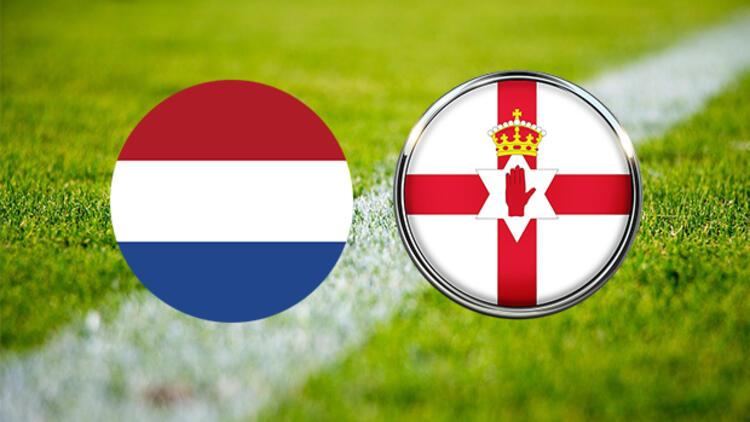 Hollanda Kuzey İrlanda maçı saat kaçta ve hangi kanalda?