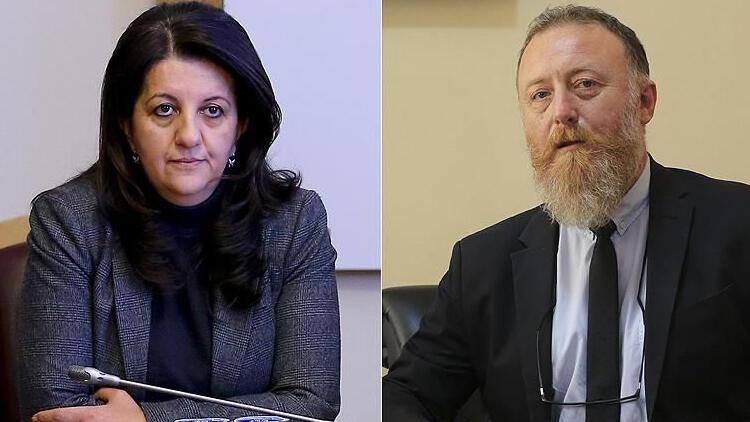 Son dakika: HDP'li  Sezai Temelli ve Pervin Buldan hakkında soruşturma başlatıldı
