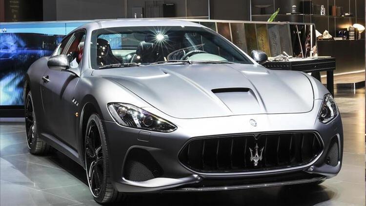 Maserati'den 5 milyar euroluk dev yatırım