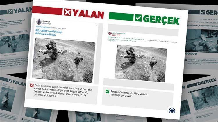 Terör örgütü yanlılarından sosyal medyada Trump'ı manipülasyon çabası