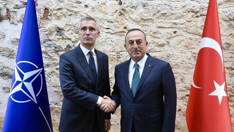 NATO Genel Sekreteri Stoltenberg Dolmabahçe'de