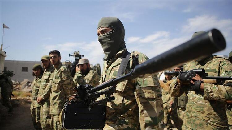 Barış Pınarı Harekatı'nda Suriye Milli Ordusu'ndan 4 savaşçı şehit  oldu