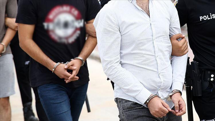 Barış Pınarı Harekatı paylaşımlarıyla terör propagandasına gözaltı