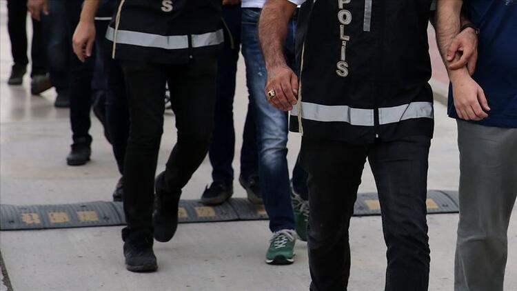 Barış Pınarı Harekatı'nı protesto etmeyi planlayan 8 şüpheli gözaltına alındı