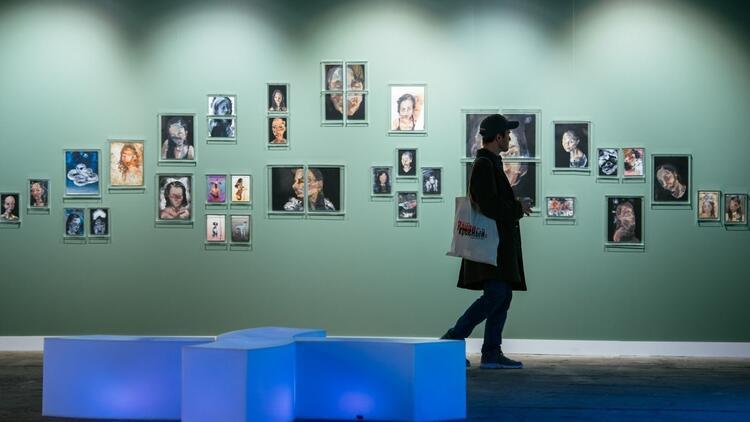 Mamut Art'tan genç sanatçılara davet