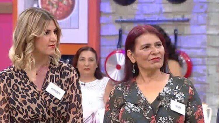 Gelinim Mutfakta yarışmacıları Kıymet- Nur Çoban kimdir?
