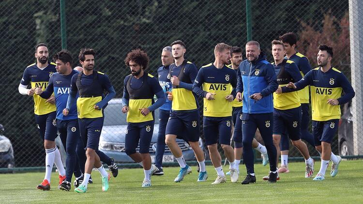 Fenerbahçe'de Denizlispor hazırlıkları sürüyor