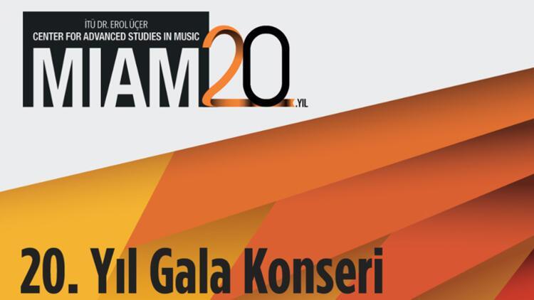 İTÜ'den 20'nci yıla özel konser