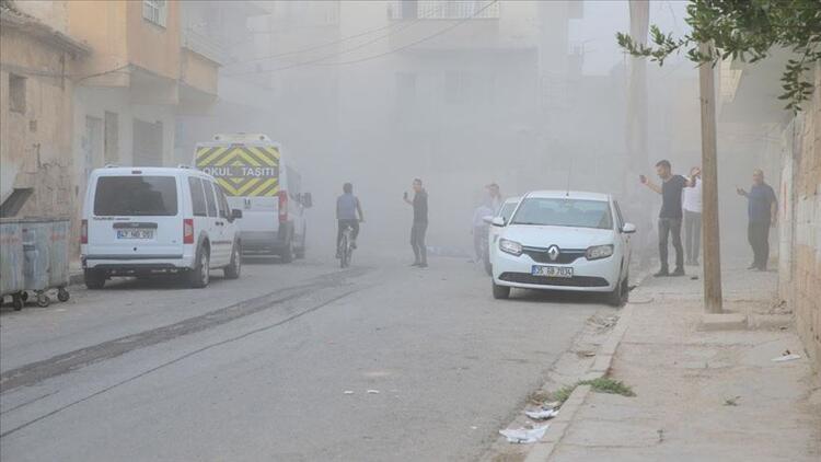 Son dakika! Mardin Nusaybin'e havanlı saldırı! Çok sayıda yaralı var