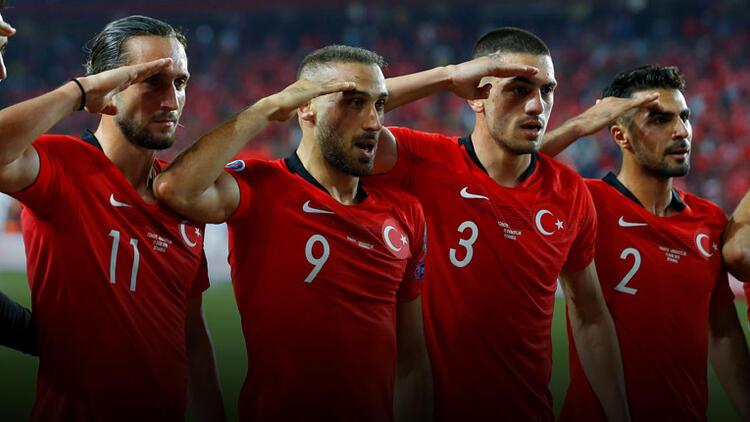 Türkiye 1-0 Arnavutluk / MAÇ ÖZETİ
