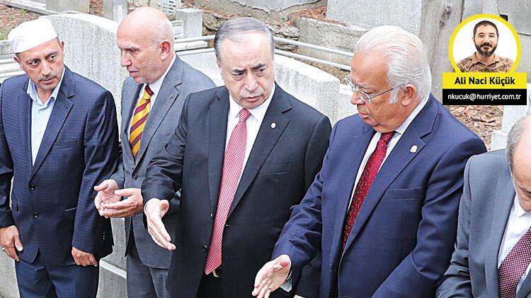 Galatasaray'da yüksek gerilim