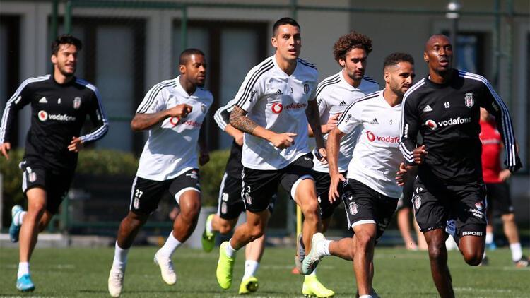 Beşiktaş'ta Ankaragücü mesaisi sürüyor